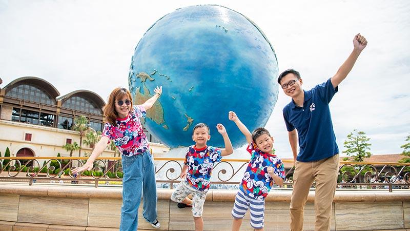 來東京迪士尼海洋必做的 10 件事のイメージ
