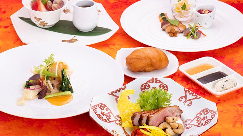 期間限定!シェフこだわりの広東料理のコースはいかが?のイメージ