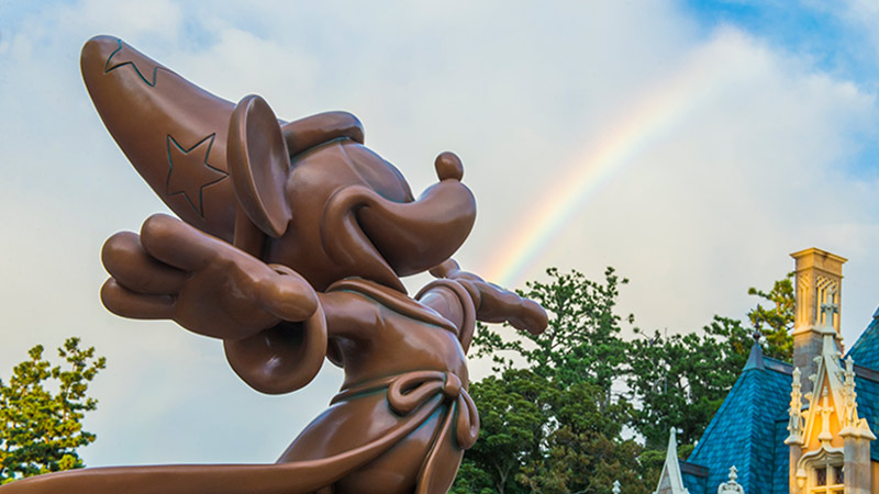 #DisneyMagicMoments でおうち時間を楽しもう♪のイメージ