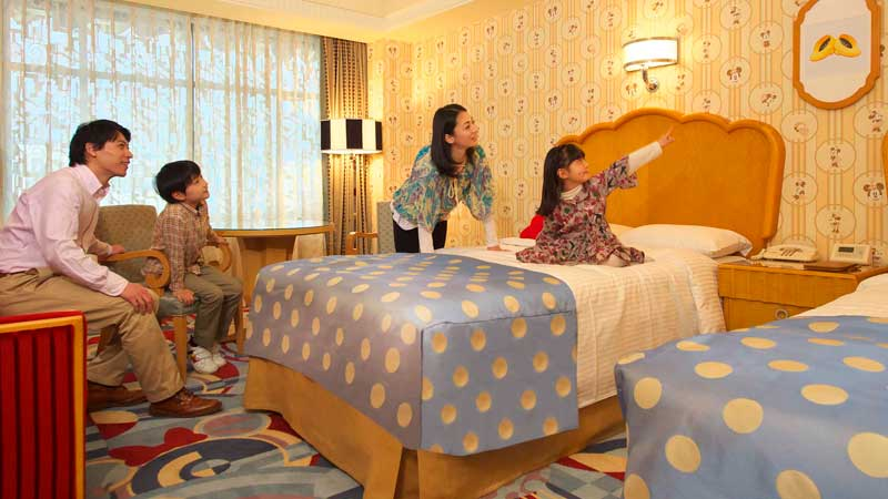 客室で楽しめる宿泊者限定コンテンツが登場!のイメージ