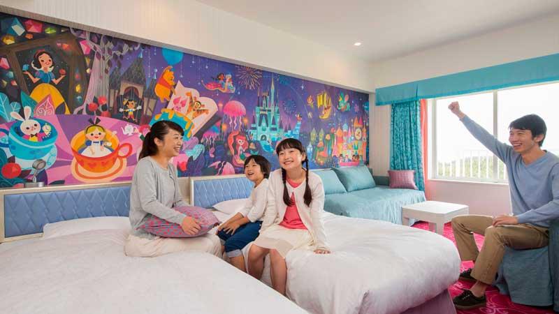 客室で楽しめる宿泊者限定のクイズプログラムが登場!のイメージ