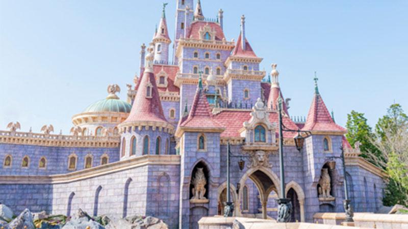 東京ディズニーランドの新しい夢の世界を楽しめる!のイメージ