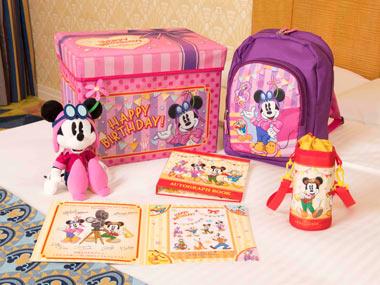 【ディズニーアンバサダーホテル限定!】~お子様の誕生日のお祝いに~スペシャルキッズバースデーのイメージ2
