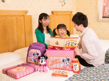 【ディズニーアンバサダーホテル限定!】~お子様の誕生日のお祝いに~スペシャルキッズバースデーのイメージ3
