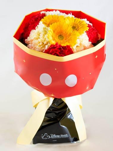 花束(ミッキーマウス)花束(ミニーマウス)のイメージ1