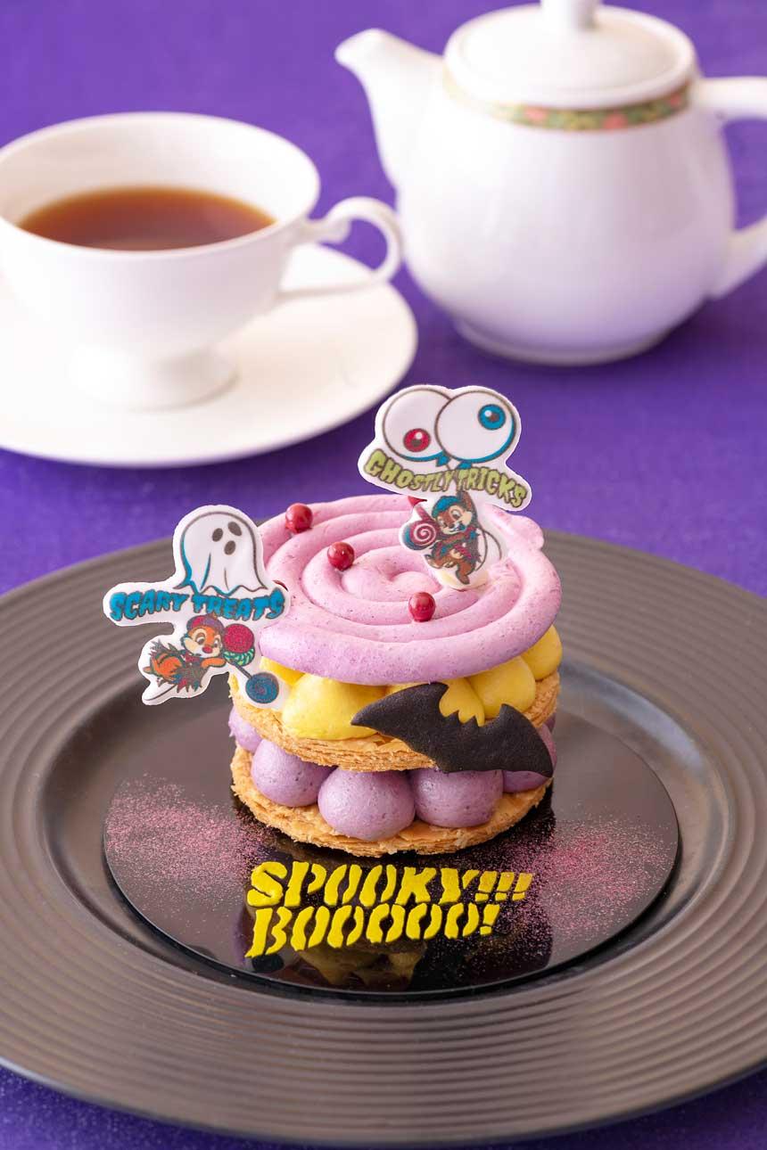 """""""ディズニー・ハロウィーン""""ケーキセットのイメージ1"""