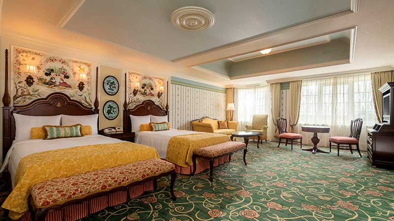 image of Deluxe Room (Park View)