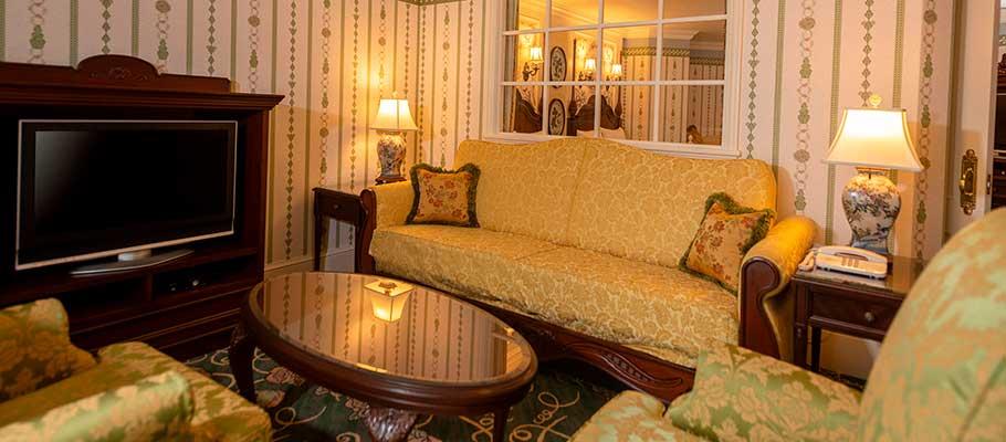 家庭客房(乐园景观)的图像3