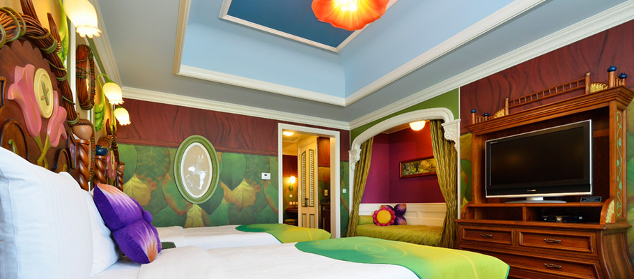 image of Disney's Tinker Bell Room2