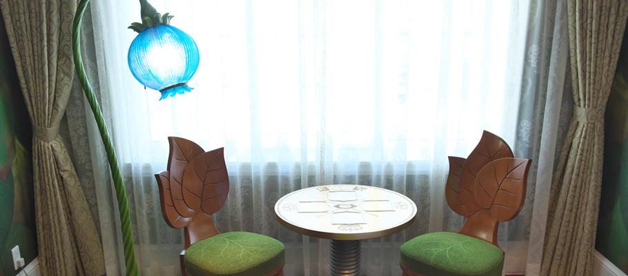 ディズニーティンカーベルルームのイメージ5