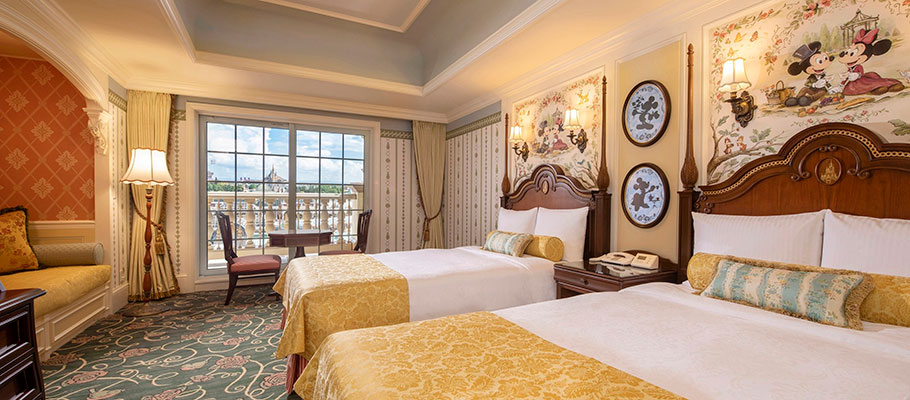 image of Balcony Alcove Room (Park Grand View)1