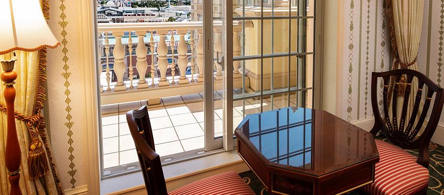 阳台&凹室客房(乐园全景观)的图像2