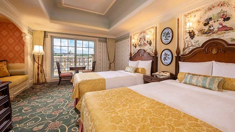 image of Balcony Alcove Room (Park Grand View)