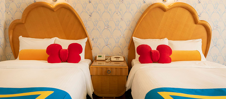 image of Donald Duck Room2