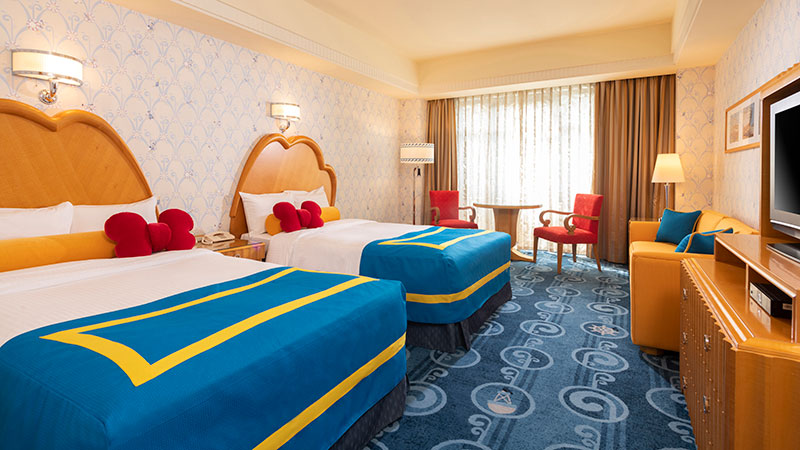 image of Donald Duck Room