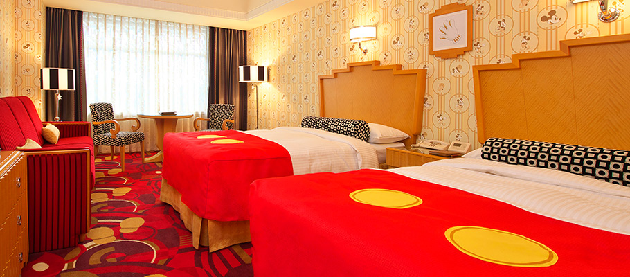 image of Mickey Mouse Room1