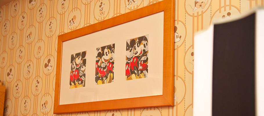 ミッキーマウスルームのイメージ3