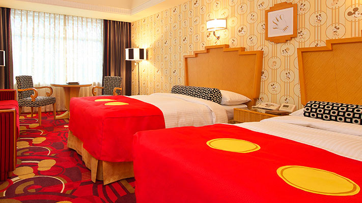 image of Mickey Mouse Room