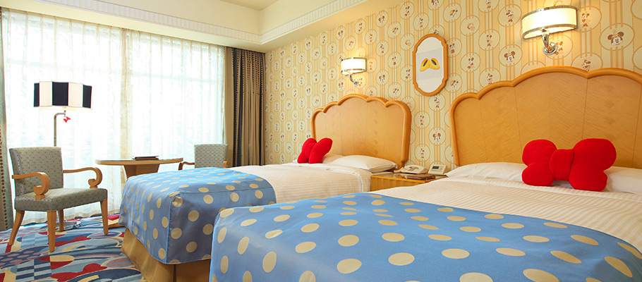 image of Minnie Mouse Room1