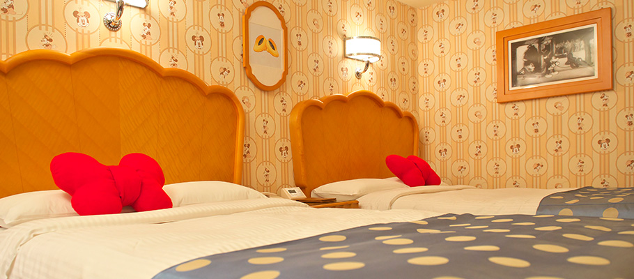 image of Minnie Mouse Room4