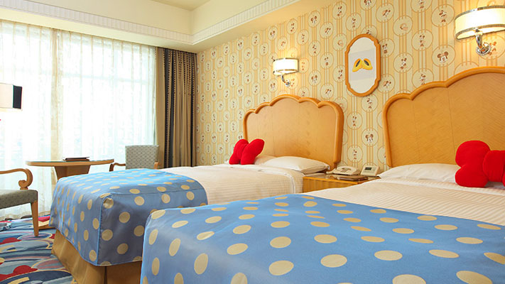 image of Minnie Mouse Room
