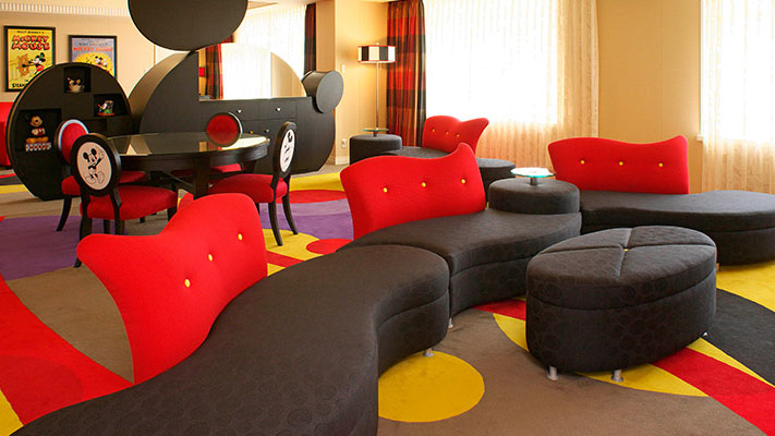 image of Mickey's Penthouse Suite