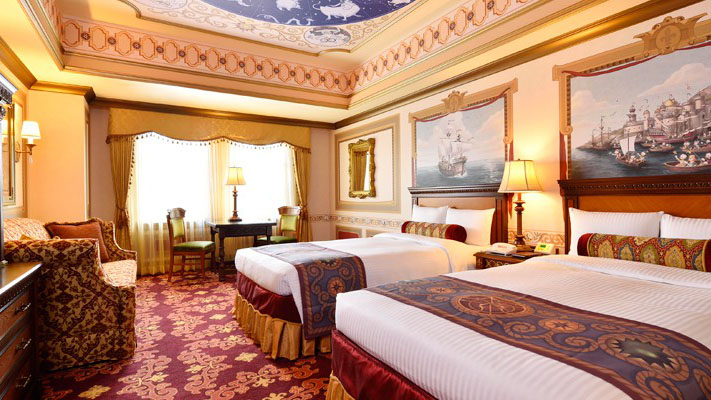 image of Capitano Mickey Superior Room (Open Type)