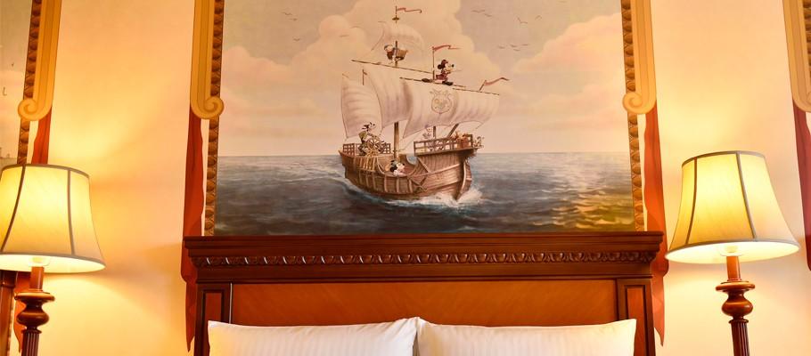 米奇船长三床客房的图像5