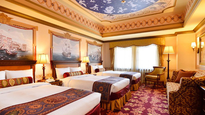 image of Capitano Mickey Triple Room