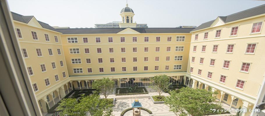 心愿楼:标准客房(庭院景观区)的图像2