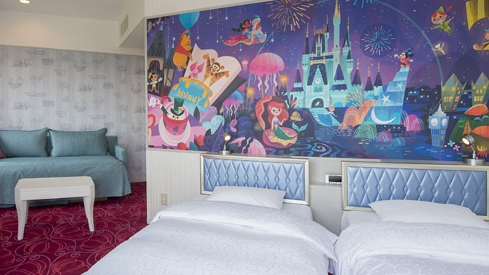 "image of ""Wish"" Corner Room"