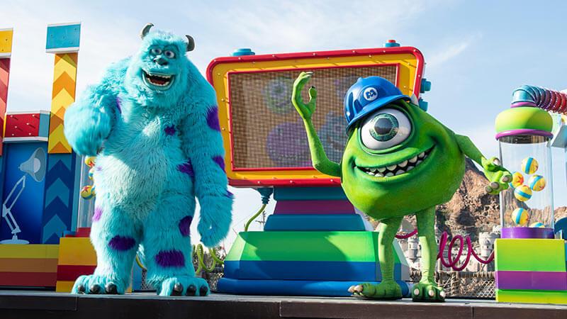 gambar Pixar Playtime Pals1