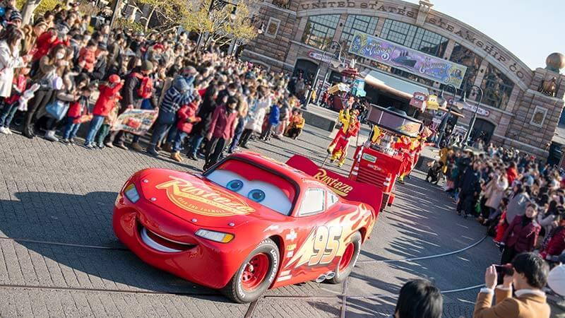 gambar Lightning McQueen Victory Lap1