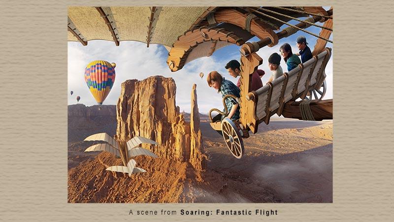 image of Soaring: Fantastic Flight1