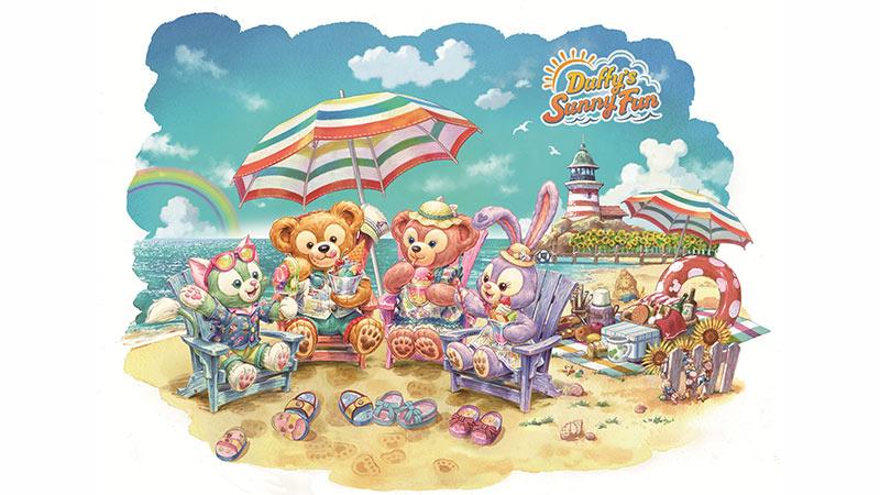 "image of Special Program at Tokyo DisneySea ""Duffy's Sunny Fun""1"