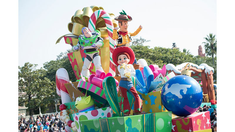 image of Disney Christmas Stories1