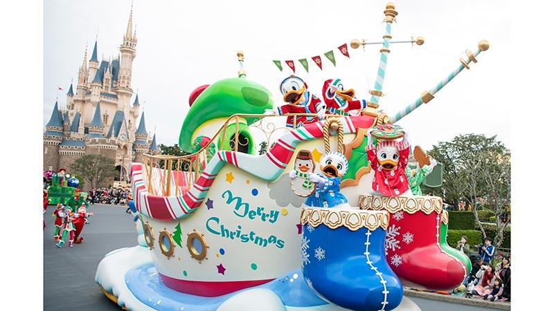 """ภาพ กิจกรรมพิเศษ """"ดิสนีย์คริสต์มาส"""" ณ โตเกียวดิสนีย์แลนด์1"""