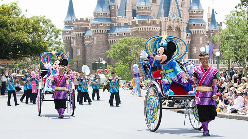 image of Special Event Disney Tanabata Days