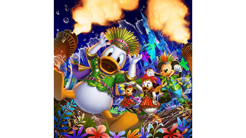 "image of Special Event ""Donald's Hot Jungle Summer""  1"