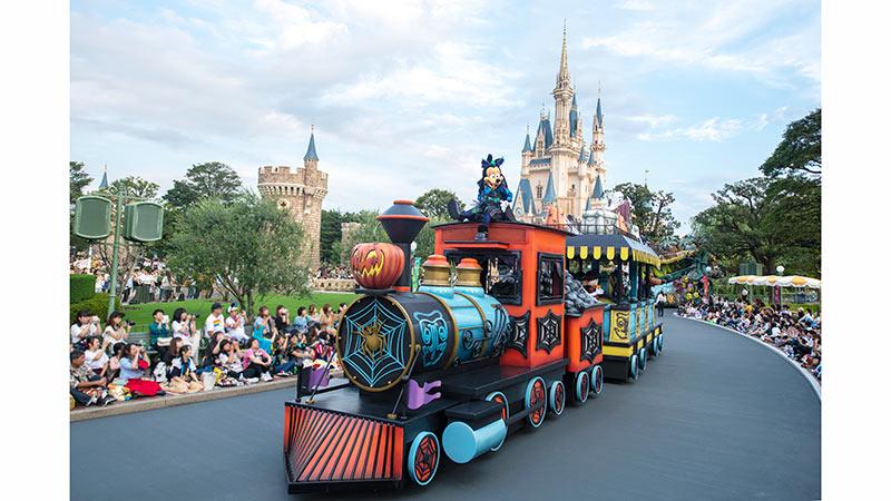 """gambar Spooky """"Boo!"""" Parade2"""