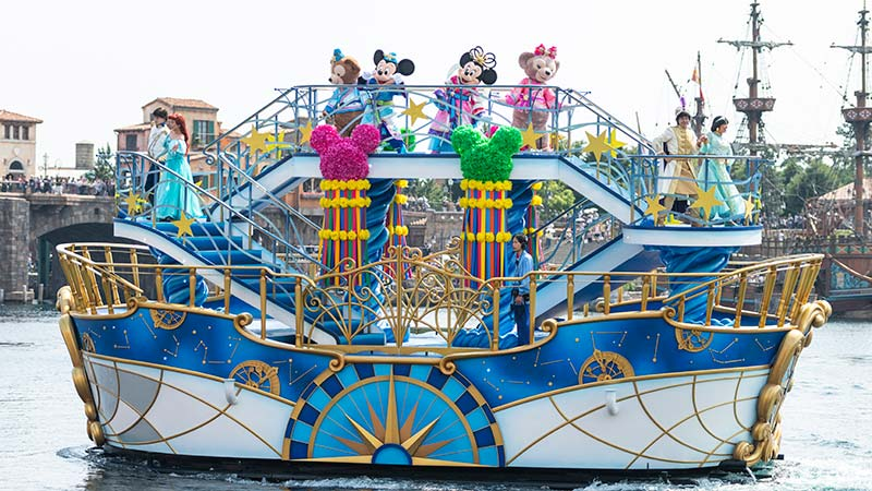 特別節目「迪士尼迎七夕」的圖像