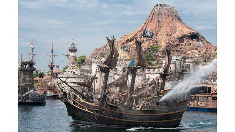 娛樂表演「海盜烈夏交鋒:溼不可擋!」的圖像1
