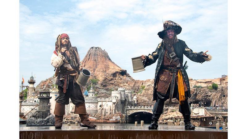 娛樂表演「海盜烈夏交鋒:溼不可擋!」的圖像2