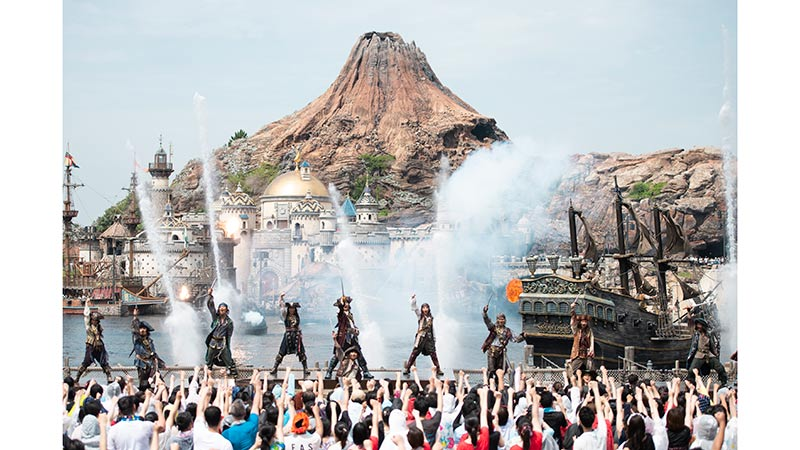 """特别活动""""迪士尼夏日海盗世界""""的图像1"""