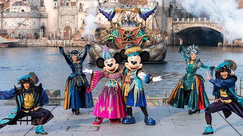 Halloween In Disneyland 2019.Official Tokyo Disneysea Tokyo Disneysea
