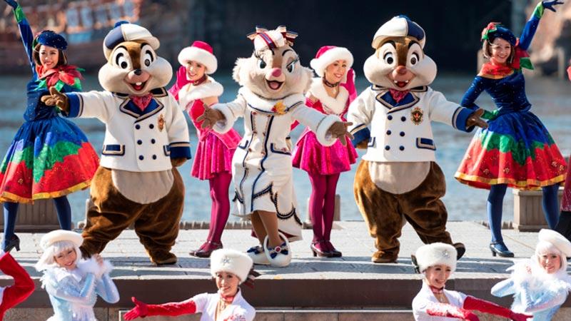 "gambar Acara Spesial ""Pesta Natal Disney"""
