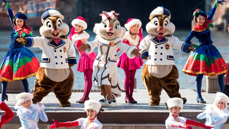 image of special event disney christmas