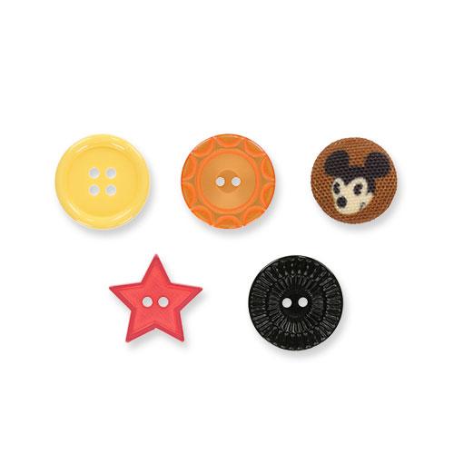 ボタンセットのイメージ