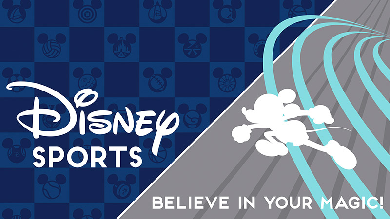 『Disney Sports』誕生!のイメージ