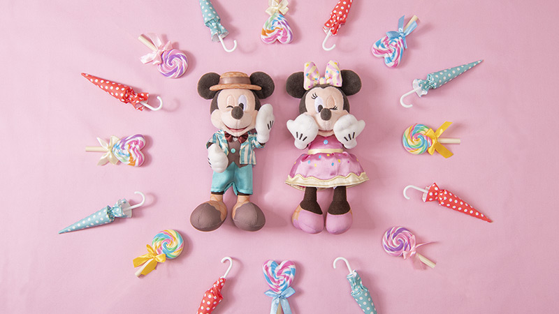 アイス大好き♥POPでかわいいお菓子とグッズのイメージ